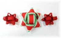 Christmas Package Bow