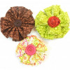 Simple Fabric Flowers