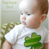 Ribbon Shamrock Shirt