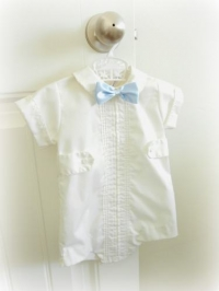 Quick and Easy Infant Bow Tie