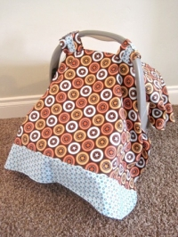 How to Make a Car Seat Tent