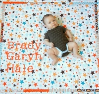 Baby Name Quilt/How To Make A Quilt Tutorial