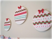 Embroidery Hoop Decor