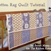 Cotton Rag Quilt Tutorial