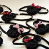 Minnie Mouse Rosette Headbands