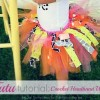 Tutu Tutorial:  Crochet Headband Waist