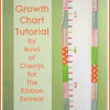 How To Make A Growth Chart