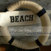 Nautical - Beach Inspired Wreath