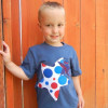 Applique Star Shirt