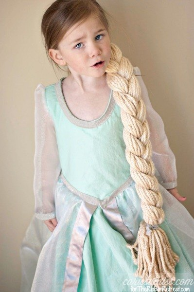 Frozen Elsa Dress Pattern Frozen inspired queen elsa