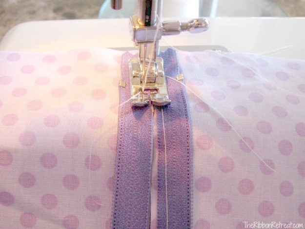 DIY Stroller Bag - The Ribbon Retreat Blog