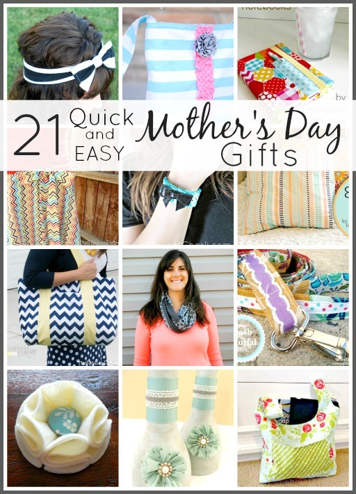 21 Quick and Easy Mother's Day Gifts - The Ribbon Retreat Blog