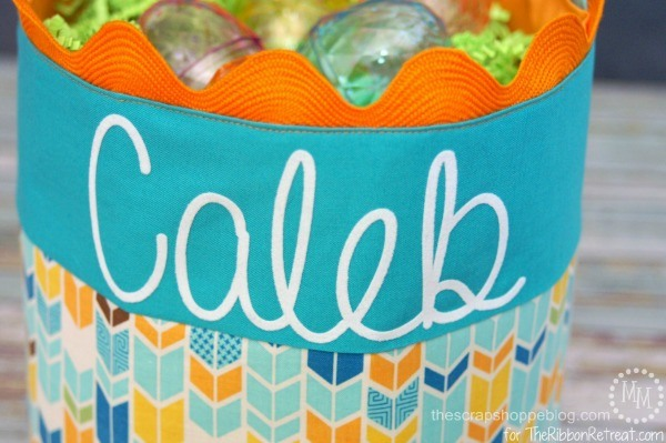 Easter Basket Totes - The Ribbon Retreat Blog