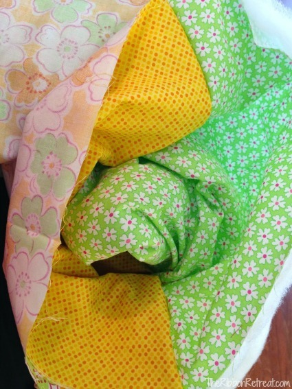 Simple Quillow Tutorial - The Ribbon Retreat Blog