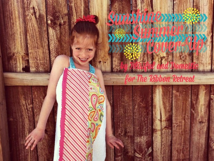 Swimsuit Cover-Up - The Ribbon Retreat Blog