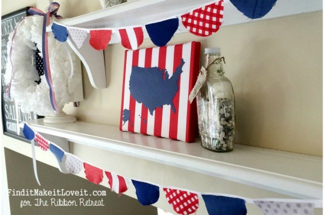 4th of July-fabric, canvas, ribbon (16)