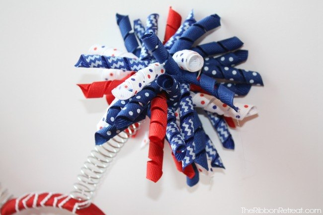 4th of July Korker Ribbon Antenna Headband - The Ribbon Retreat Blog