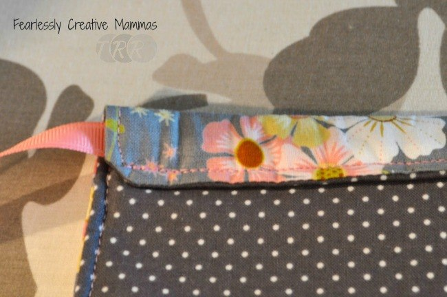 Tripod Tote Bag Tutorial - The Ribbon Retreat Blog
