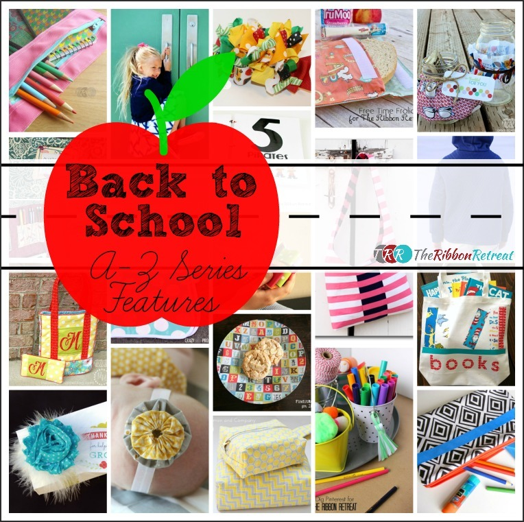 Back to School, A-Z Series Features