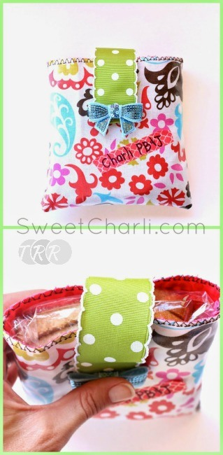 "Easy Velcro and Sandwich Bags {A-Z Series, ""V""} - The Ribbon Retreat Blog"