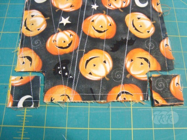 Halloween Ribbon Gift Bag - The Ribbon Retreat Blog