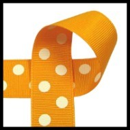 Yellow Gold Polka