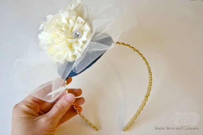 Frozen Inspired Headband Tutorials - The Ribbon Retreat Blog