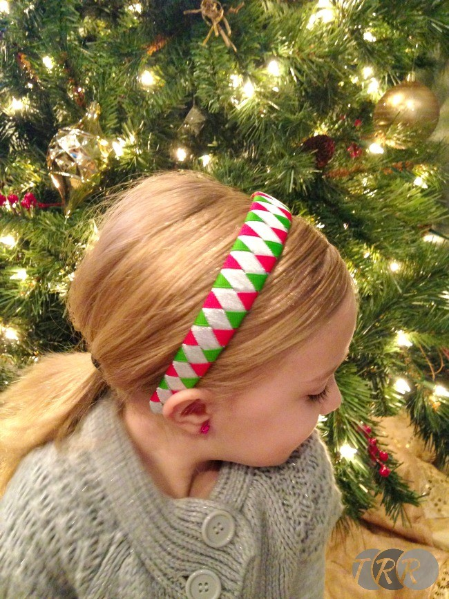 Ribbon Woven Headband Tutorial The Ribbon Retreat Blog