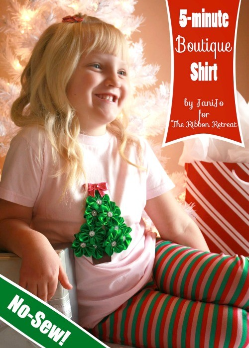5 Minute Christmas Tree Boutique Shirt