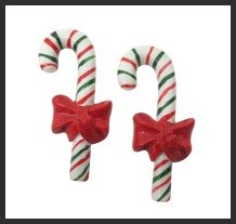 Candy Cane resins