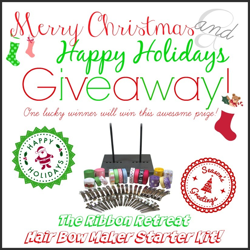 Merry Christmas and Happy Holidays Giveaway!