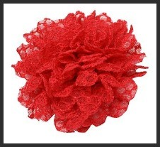 Red Tansy Lace