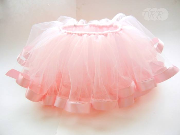 Ribbon Trimmed Tutu Tutorial - The Ribbon Retreat Blog