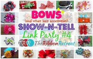 Bows Show-N-Tell Link Party #4