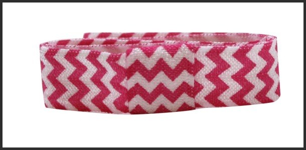 Chevron Elastic Headband