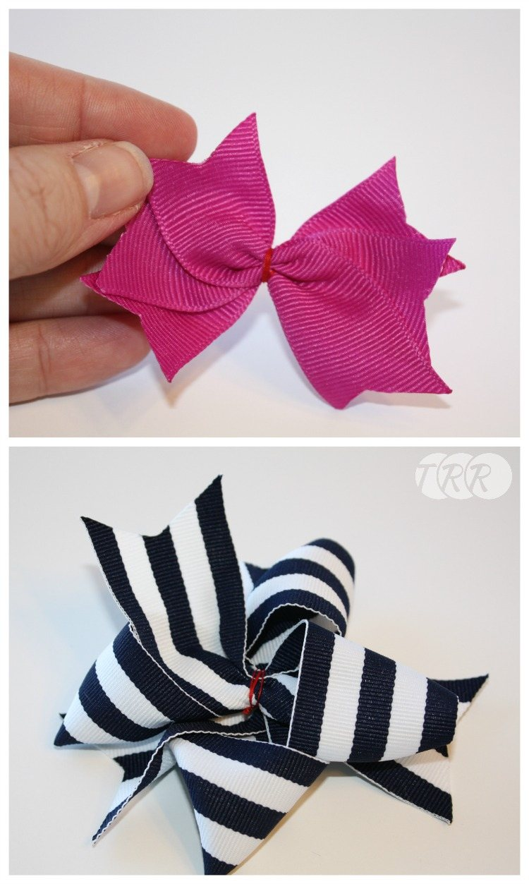 How To Make Bows with a Ribbon Mix - The Ribbon Retreat Blog