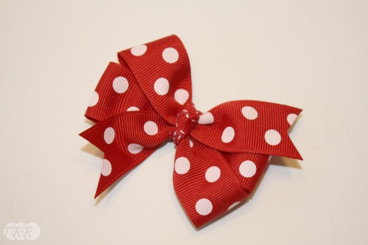 Youtube how to make a pinwheel hair bow