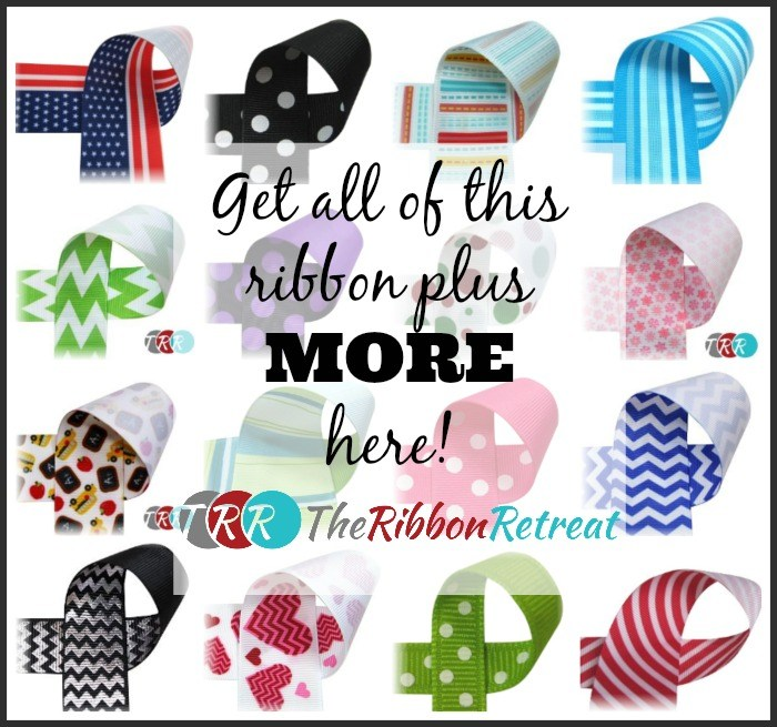 Ribbon Button