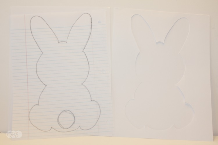 Ribbon Easter Bunny - The Ribbon Retreat Blog
