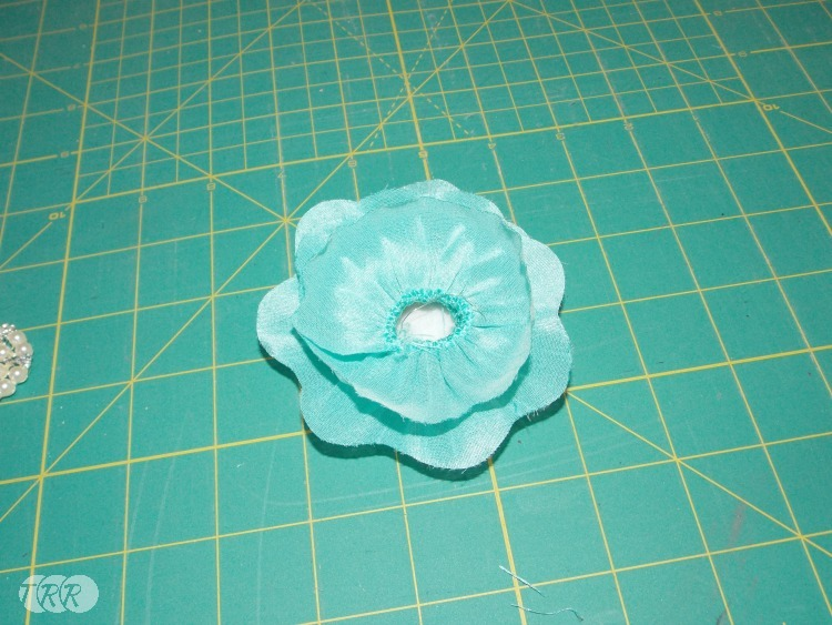 Wired Ribbon Flower - The Ribbon Retreat Blog