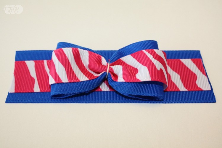 Bow Tie Bows...with and without tails - The Ribbon Retreat Blog