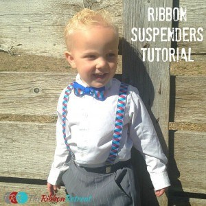 Ribbon Suspenders - The Ribbon Retreat Blog