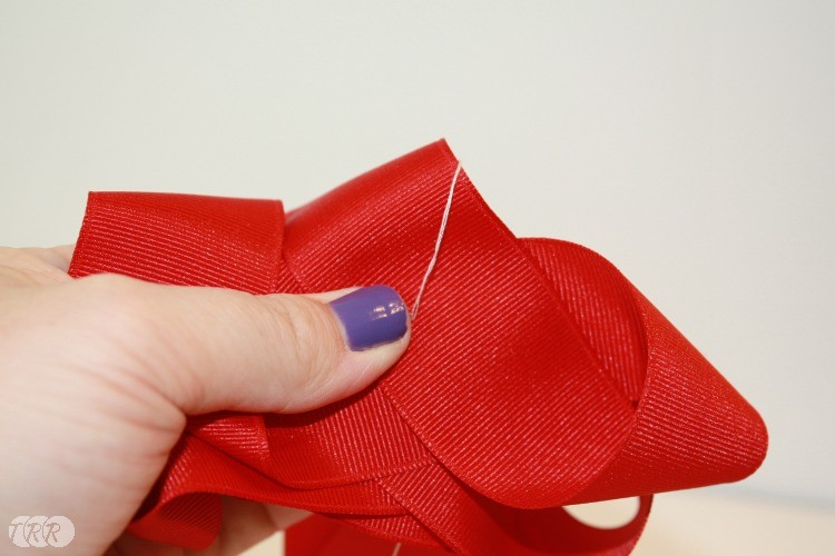 How To Make An Inside Out Hair Bow - The Ribbon Retreat Blog