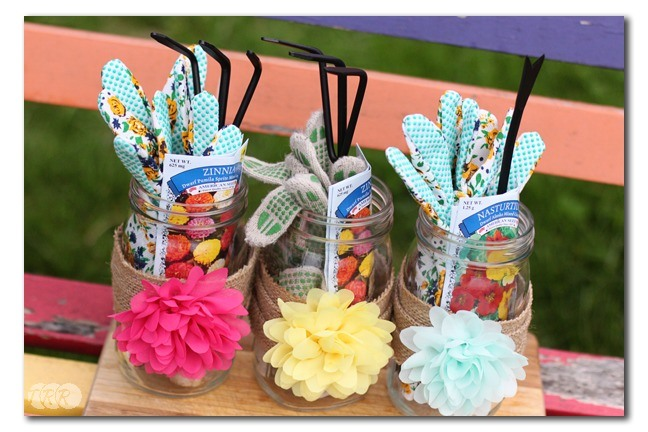 Spring Gift Jars, 2nd Blogger Competition #2 - The Ribbon Retreat Blog