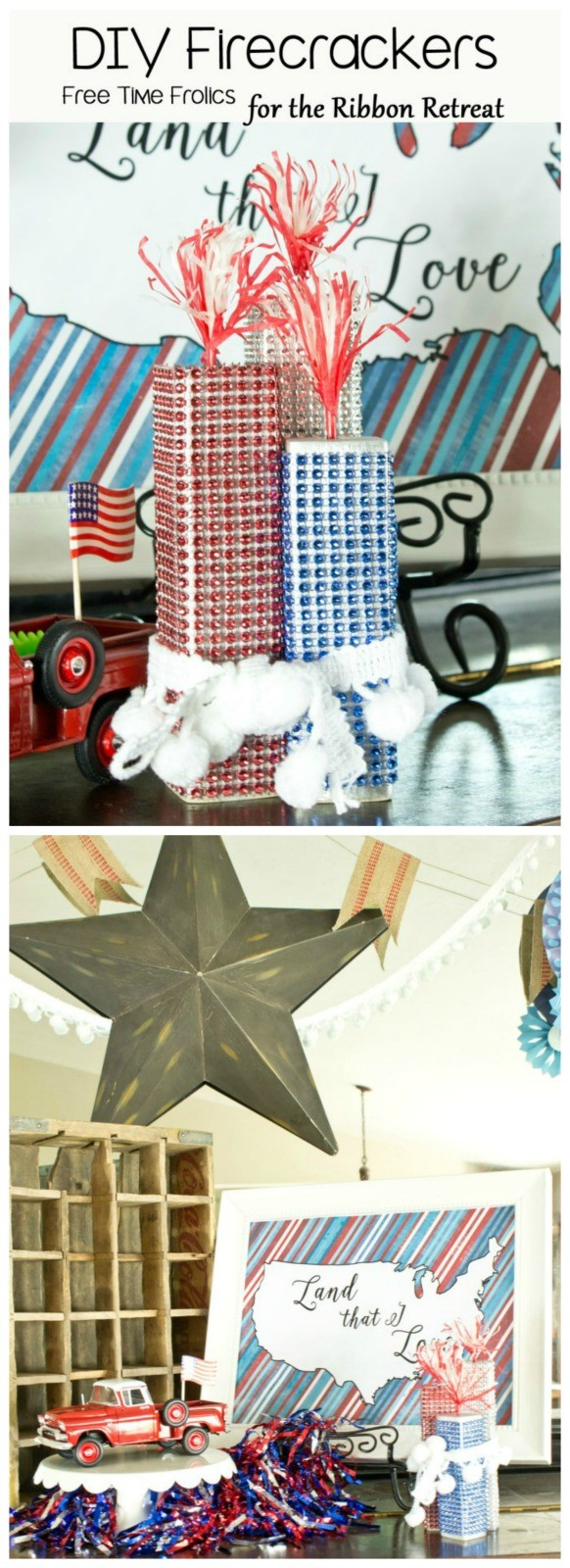 DIY Firecrackers - The Ribbon Retreat Blog