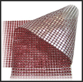 Red Diamond Mesh