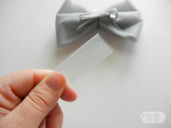 Big Tulle Bow - The Ribbon Retreat Blog