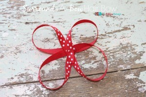 How To Make A Surround-A-Bow Hair Bow