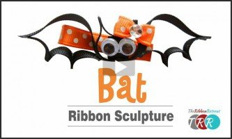 Bat Ribbon Sculpture, YouTube Video