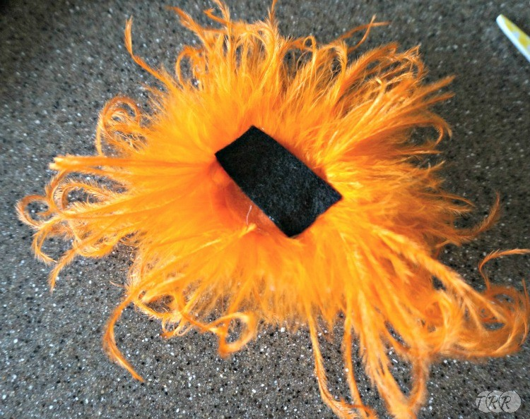 Halloween Kitty Cat Hat - The Ribbon Retreat Blog